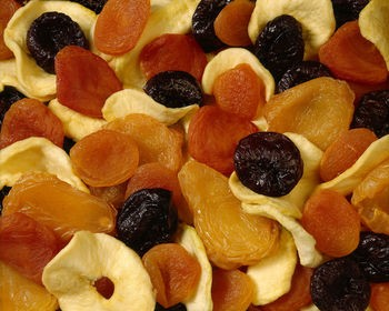 Dried Fruits Nutritional Value Analysis