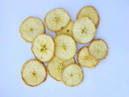 Apple Slices (with Skin and Cor