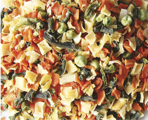 dehydrated vegetables - photo #13