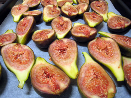 Figs Going to Dry