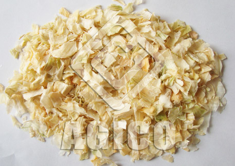 Dehydrated Onion Flake-Replacement for Fresh Vegetables