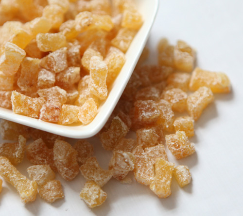 Diced Crystallized Ginger for Sale